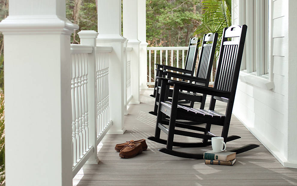Photo Gallery Of Porches And Patios Trex