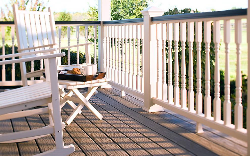 Deck Railing Ideas | Railing Designs & Pictures | Trex