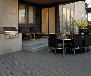 Trex bietet Terrassen- und Gartenprodukte für jeden Stil