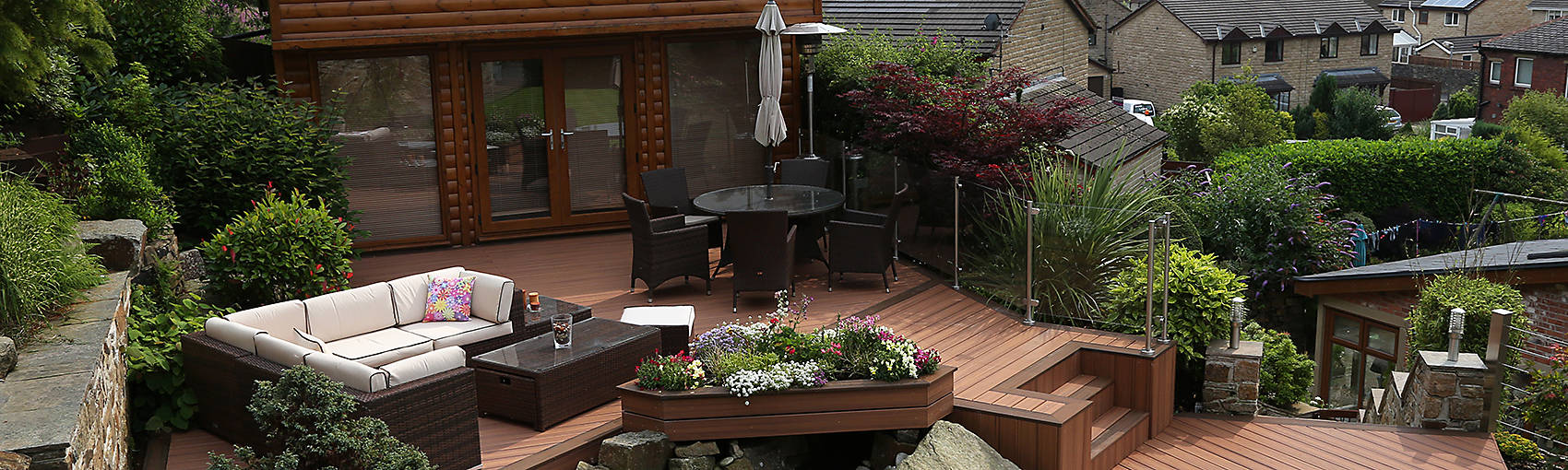composite decking wpc u0026 wood alternative decking trex