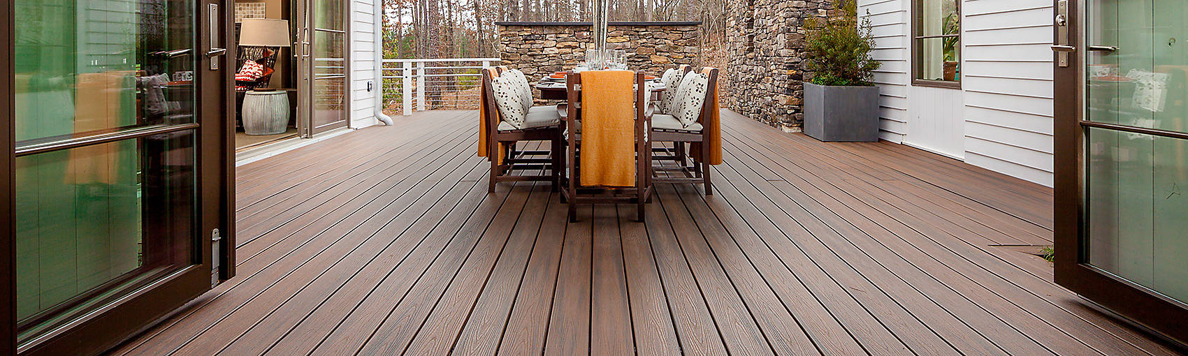 Composite Decking   Timbers U0026 Wood Alternative Decking | Trex