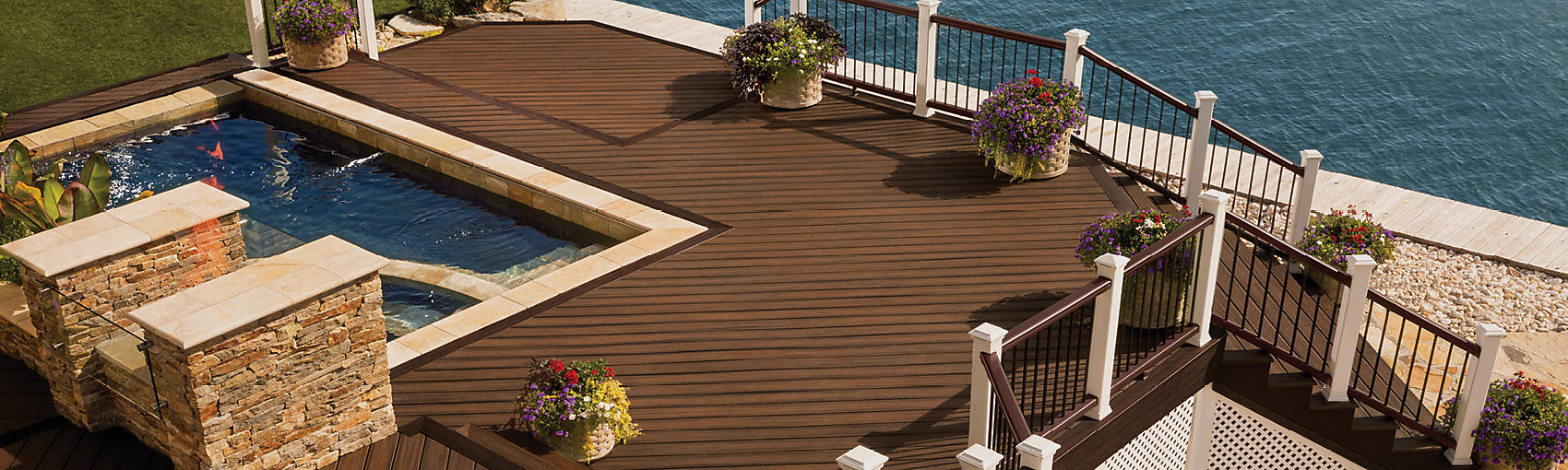 Image Result For Composite Deck Lumber Reviews