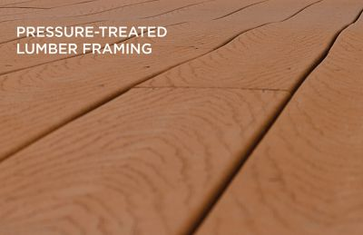Composite Decking Built On Wood Substructures Can Warp And Shift