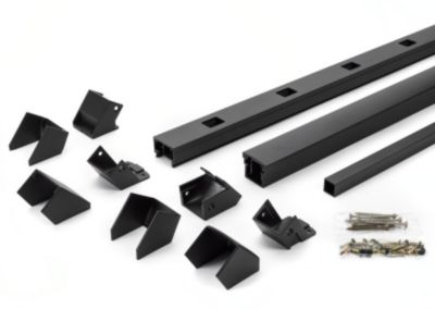 Trex Reveal aluminum rail and baluster kit