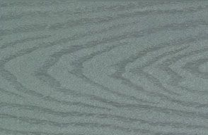 Swatch Of Trex Select Composite Decking In Pebble Grey