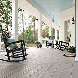 Bring some southern appeal to your outdoor living space with this gallery of charming Trex deck designs.