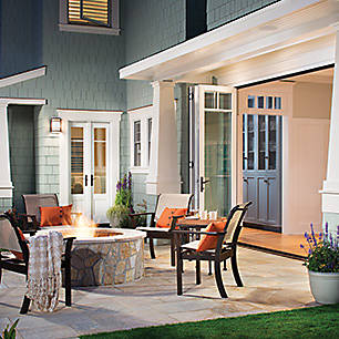 Design a deck that reflects the style of the Northeast by using our gallery of composite deck ideas for inspiration.