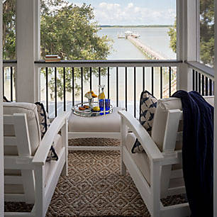 View Trex's gallery of high-performance composite deck ideas designed to promote relaxation.