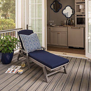 Complete your outdoor space with high-quality, durable furniture from Trex. Browse our gallery for ideas on how to furnish your deck.