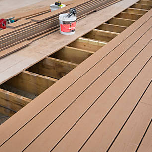 Learn how to resurface your current deck with Trex.