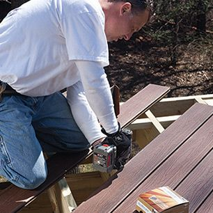 Trex's tips and tricks are perfect for the DIY homeowner looking to build and install their own deck