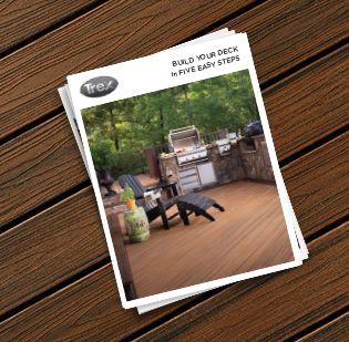 Get The Trex Consumer Brochure