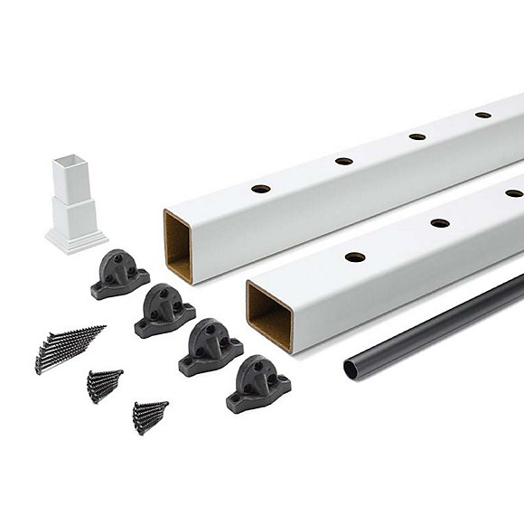 """Picture of Trex Select® Rail & Baluster Kit in Horizontal in 6' x 36"""""""