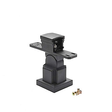 """Picture of Trex Signature® Swivel Crossover Bracket Kit in Stair in 2.5"""""""