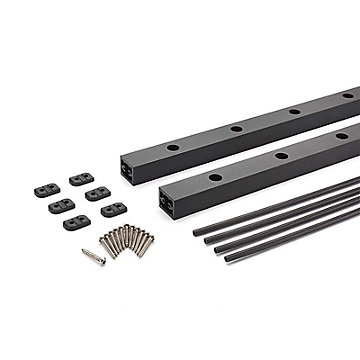 """Picture of Trex Signature® Rod Rail Vertical Kit in 36"""" Horizontal"""