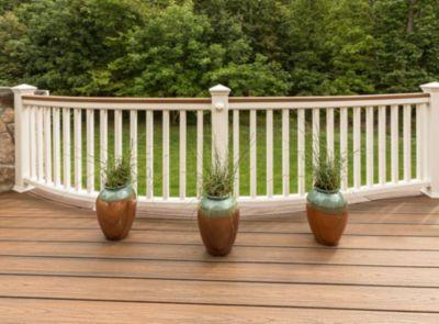 Trex Decking Colors >> Transcend Composite Decking | Deck Floors | Trex