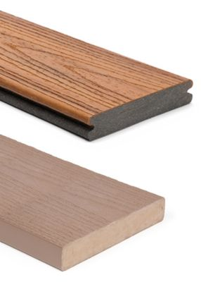 Trex Composite Decking vs PVC Comparison