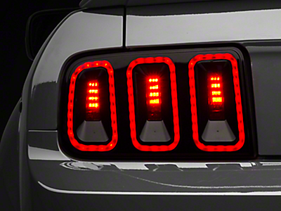 Mustang Tail Lights Americanmuscle Free Shipping
