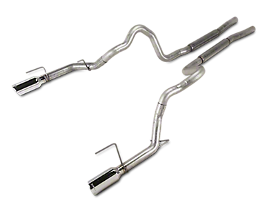 Ford Performance Mustang FR500S Axle-Back Exhaust M-5230-S