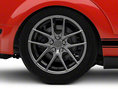 Niche Targa Matte Anthracite Wheel - 19x9.5 (05-14 All)