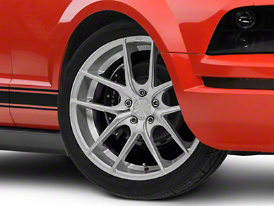 Niche Targa Matte Silver Wheel - 20x8.5 (05-14 All)