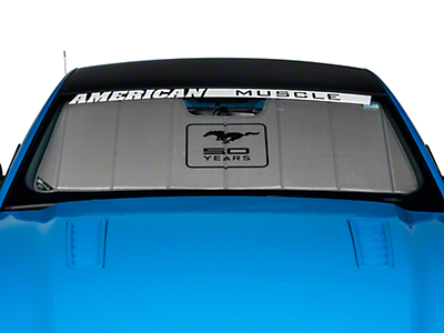 Covercraft UVS100 Heat Shield - 50th Anniversary Logo (13-14 All)