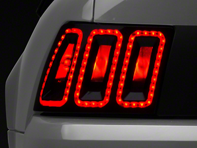 Raxiom Icon LED Tail Light (99-04 All; Excluding 99-01 Cobra)