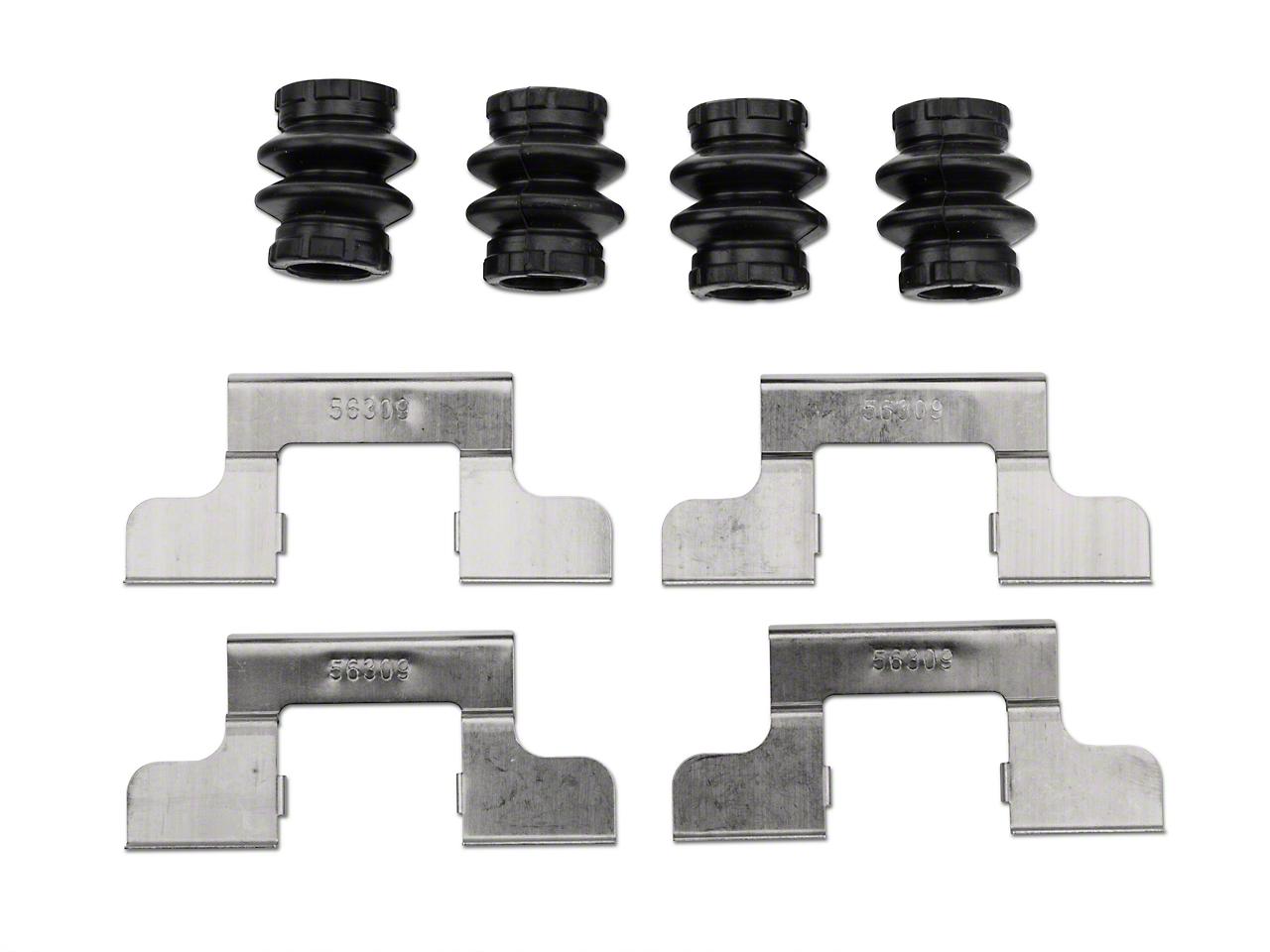 OPR Rear Disc Brake Hardware Kit (05-11 All)