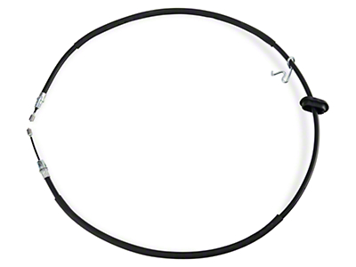 OPR Parking Brake Cable - Rear Right (99-04 All, Excludes Cobra)