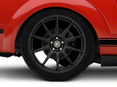 Forgestar CF10 Monoblock Piano Black Wheel - 20x11 (05-14 All)