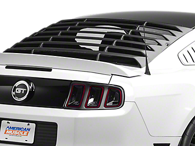 Mustang Exterior Parts, Exterior Mustang Accessories | AmericanMuscle