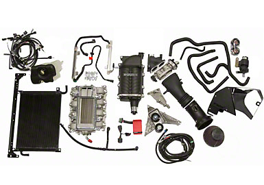 Roush R2300 Supercharger - Tuner Kit (11-14 GT)