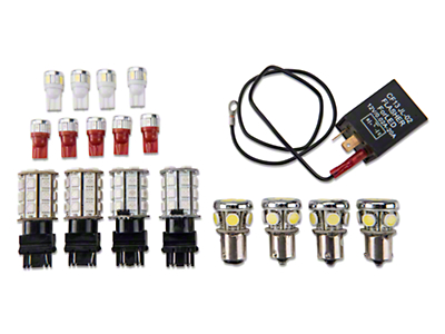 Axial Exterior LED Conversion Upgrade Kit (89-93 All)