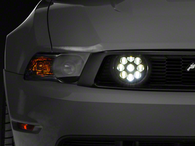 Raxiom Clear LED Fog Lights (05-12 GT)