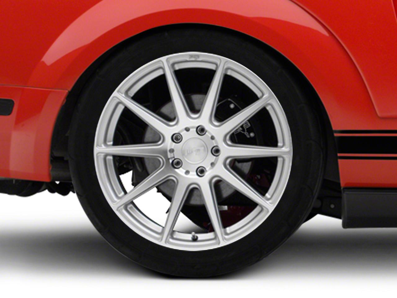 Niche Essen Silver Wheel 20x10 (05-14 All)