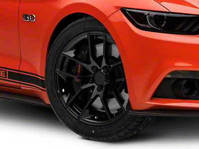 Magnetic Style Black Wheel - 19x8.5 (15-17 All)