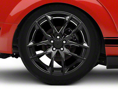 Magnetic Style Black Wheel - 20x10 (05-14 All)