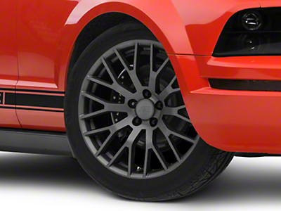 Performance Pack Style Charcoal Wheel - 19x8.5 (05-14 All)
