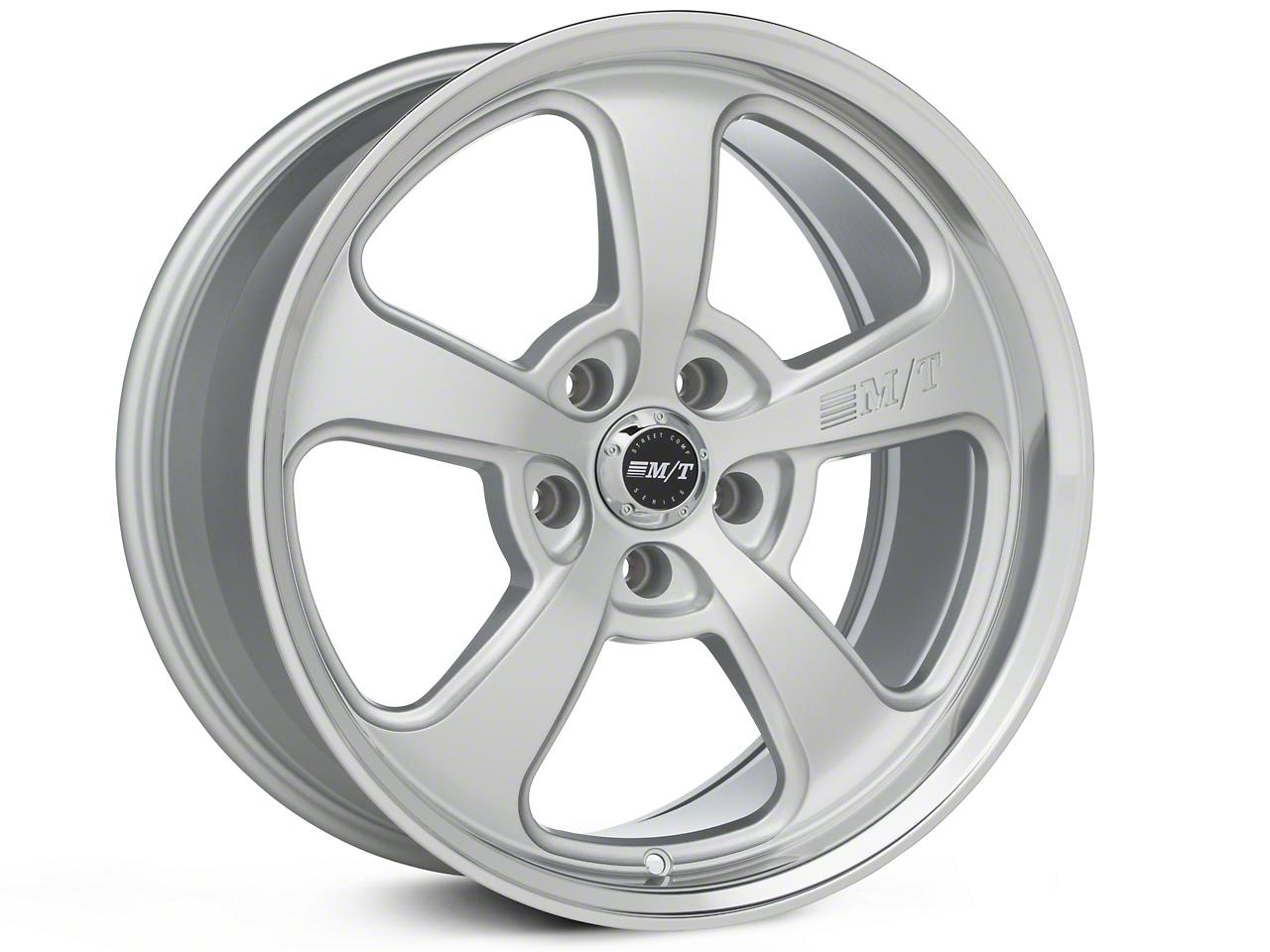 Mickey Thompson SC-5 Silver Wheel - 18x9 (94-04 All)