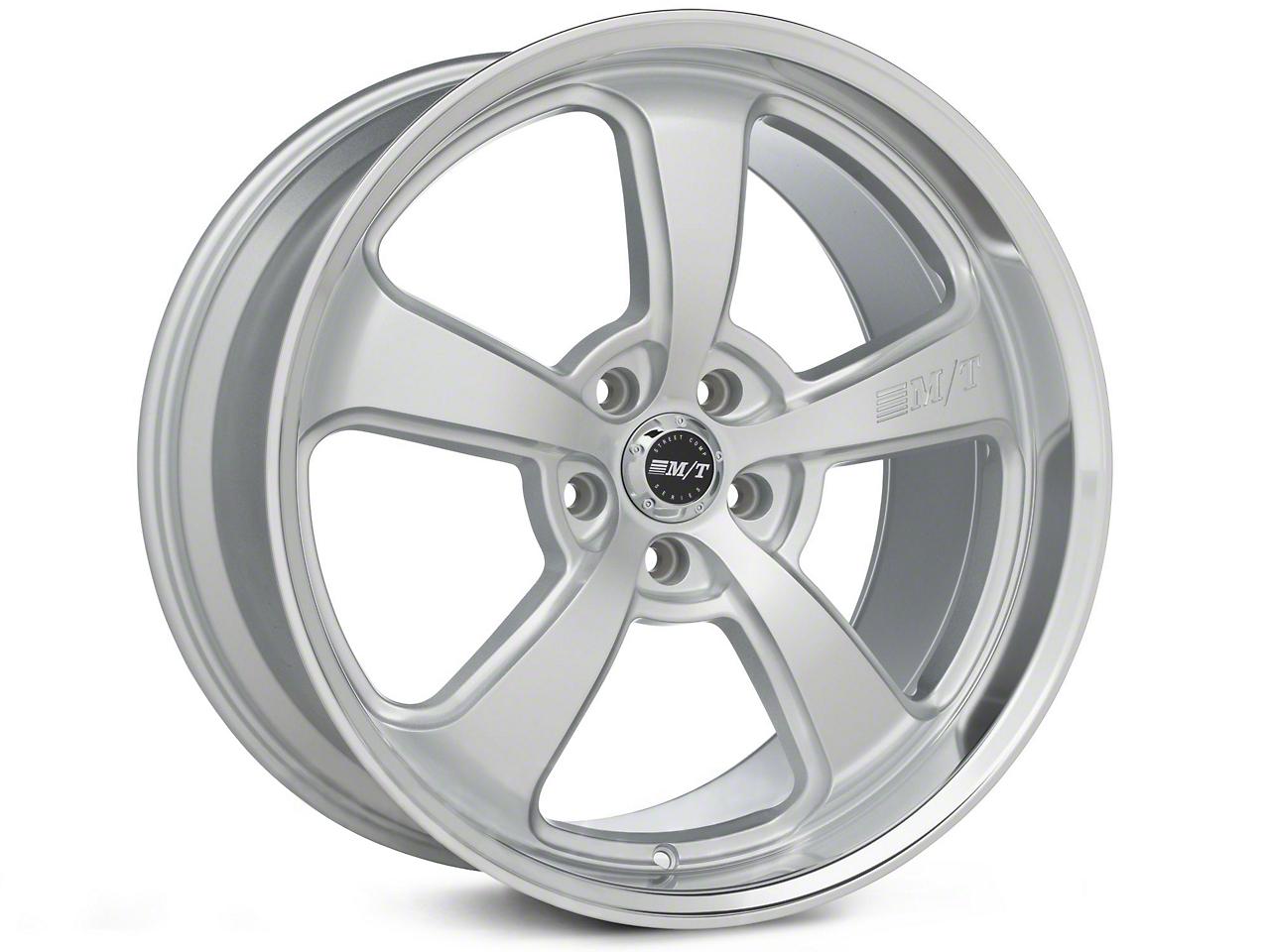 Mickey Thompson SC-5 Silver Wheel - 20x10.5 (05-14 All)
