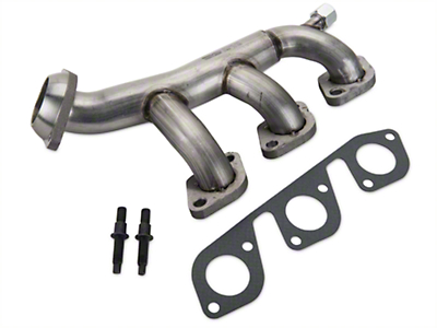 OPR Replacement Stock Exhaust Manifold - Driver Side (99-04 V6)