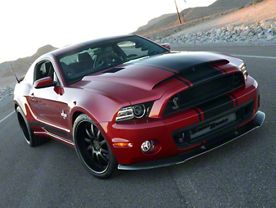 Shelby Widebody Kit (05-09 All)