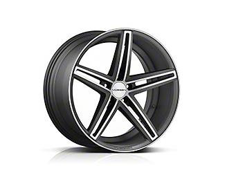 Vossen CV5 Matte Graphite Machined Wheel - 20x10.5 (15-17 All)