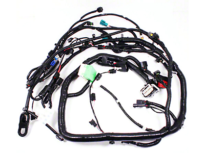 Ford Performance Control Pack Engine Harness (10-12 GT500)