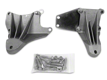 Ford Performance 5.0L Boss Block Motor Mount Kit (05-10 All)