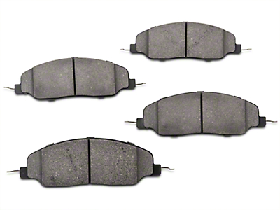 StopTech Street Performance Low-Dust Composite Brake Pads - Front (05-10 GT, V6)