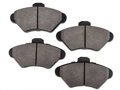 StopTech Street Performance Low-Dust Composite Brake Pads - Front (94-98 GT, V6)