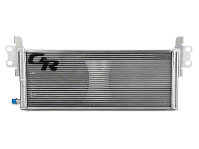 C&R Racing Dual Pass Heat Exchanger w/ Dual Fans (07-14 GT500)