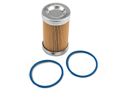 Fuelab Fuel Filter Replacement Element - 10 micron paper (86-17 All)