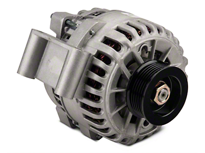 PA Performance Alternator - 130 Amp (07-08 GT500)